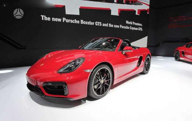 Porsche Boxster. !!!! naujos originalios dalys !!!! !!! новые ор
