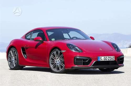 Porsche Cayman. !!!! naujos originalios dalys !!!! !!! новые ори