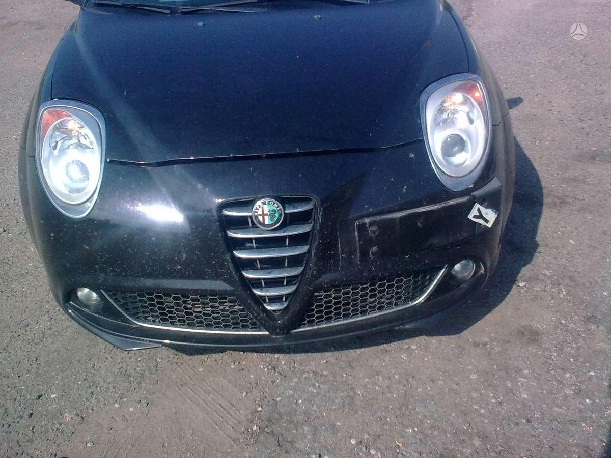 Alfa Romeo Mito. Daliu pristatymas į kauna ir tauragę.