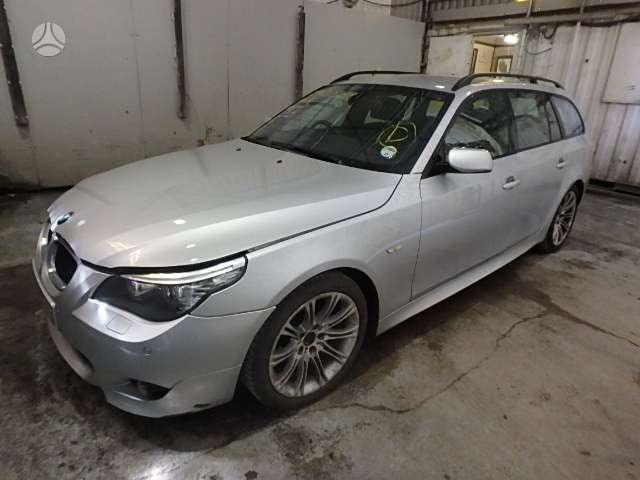 BMW 520 dalimis. M paketas xenon dinamic drive faros r-18 m