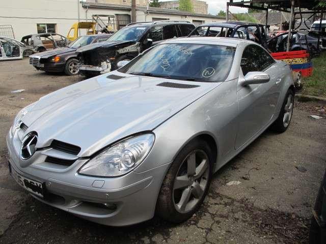 Mercedes-Benz SLK klasė. Specializuota mercedes benz, toyota,