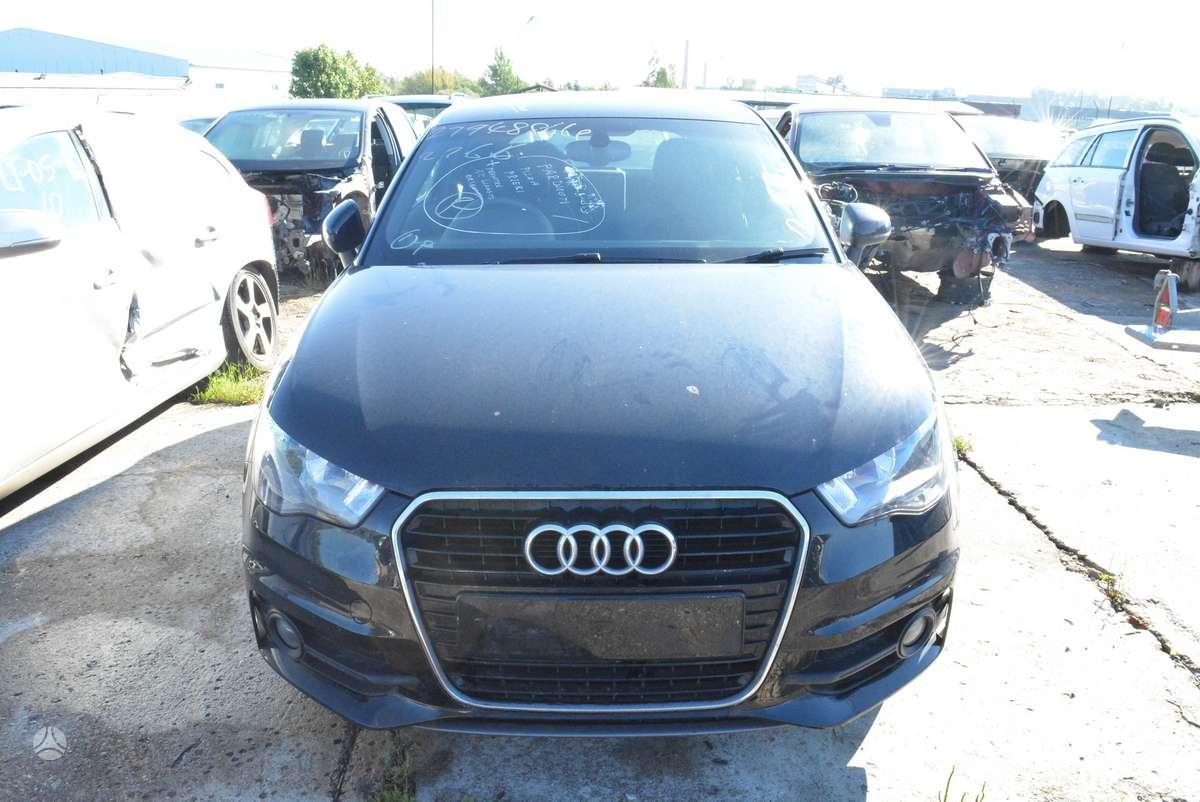 Audi A1 dalimis. Audi a1 1,4tfsi  variklio tipas: caxa pavarų