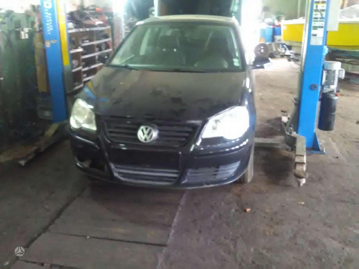 Volkswagen Polo. Www.avtobriz.lt  vw passat b5  2.3     azx
