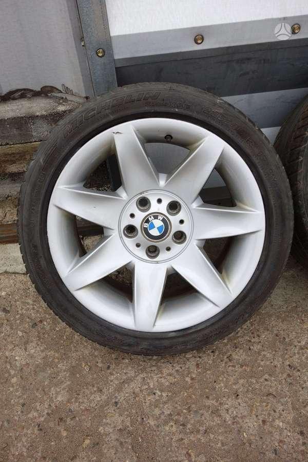 BMW ORGINALUS LIETI RATAI, lengvojo lydinio, R17