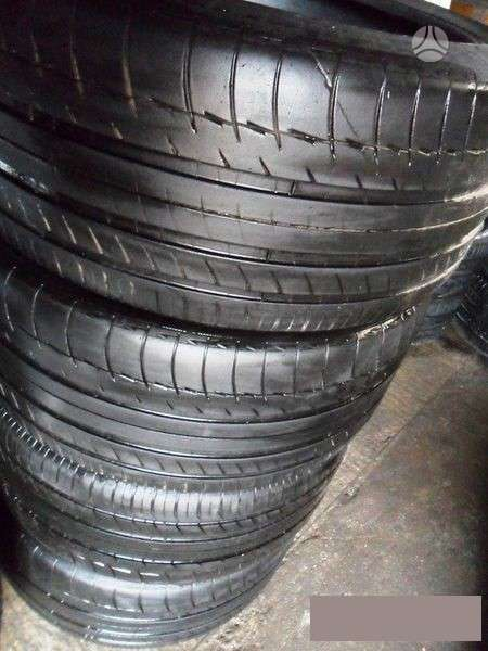 Michelin Latitude Sport, vasarinės 295/35 R21