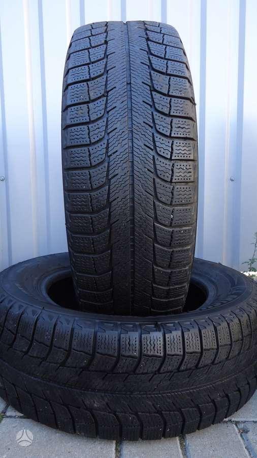 Michelin X-ice, Žieminės 195/65 R15