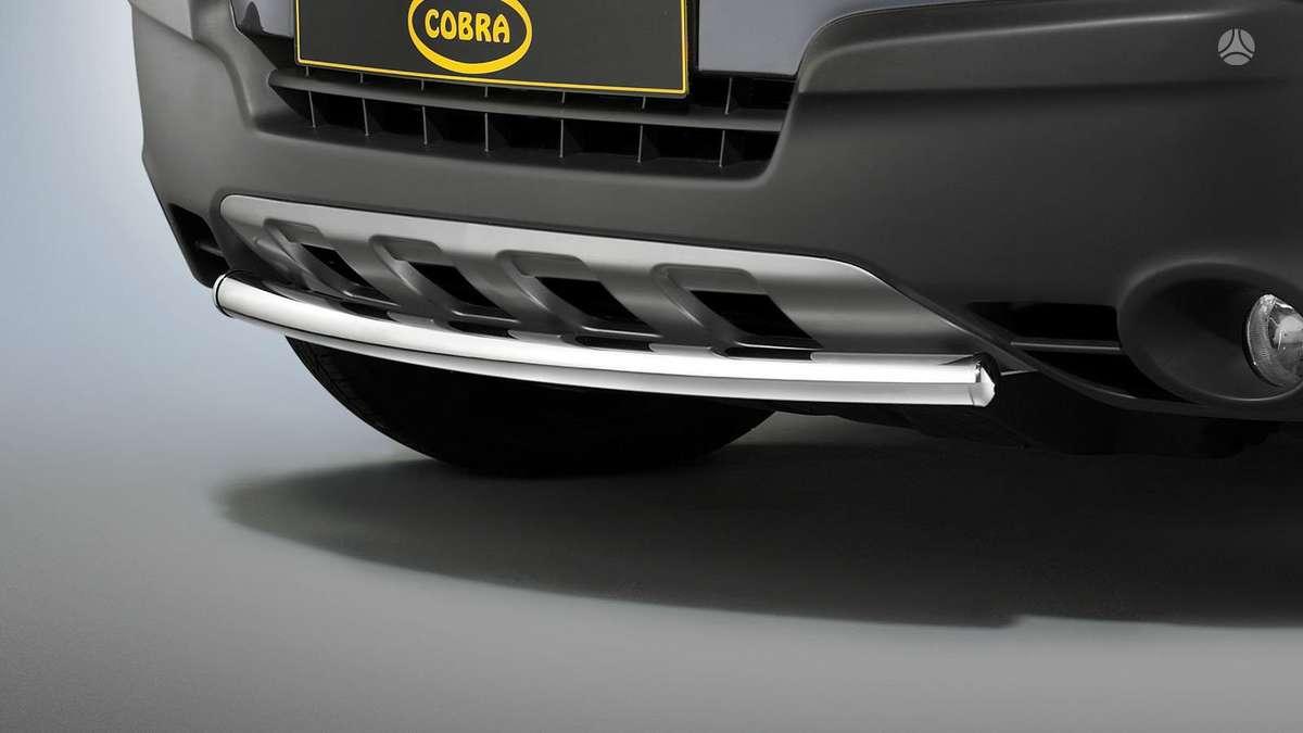 Opel Antara. Opel antara (nuo 2007) priekinė buferio apsauga (