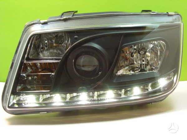 Volkswagen Bora. Parduodamos naujos tuning dalys. vw bora 98-05