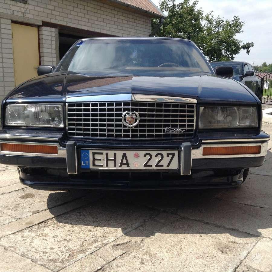 Cadillac Seville, 4.6 l., sedanas