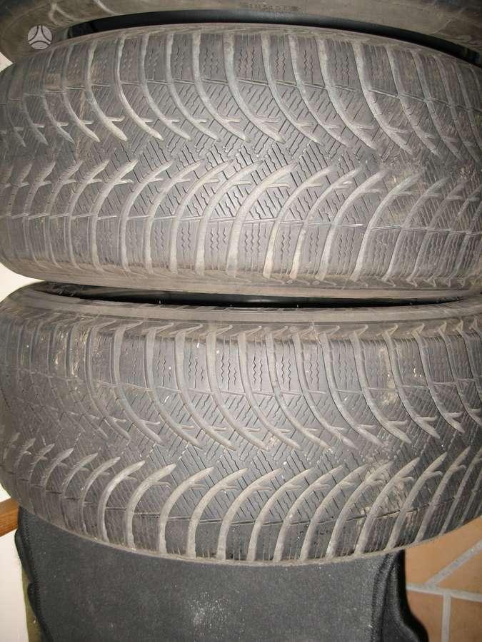 Michelin Alpin, Žieminės 215/55 R16