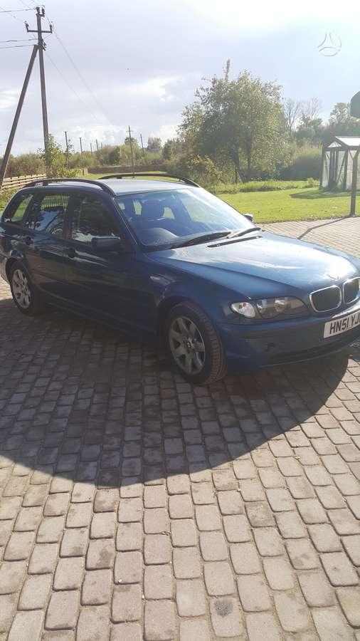 BMW 3 serija. Turime daugiau ivairiu modeliu automobiliu ardymui,