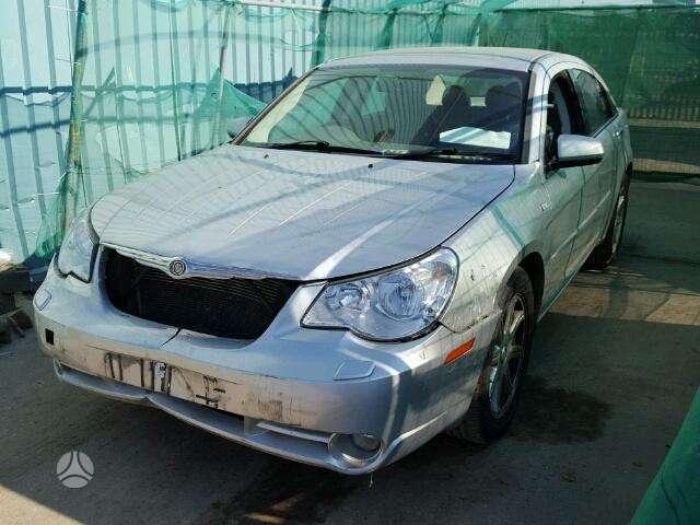 Chrysler Sebring dalimis