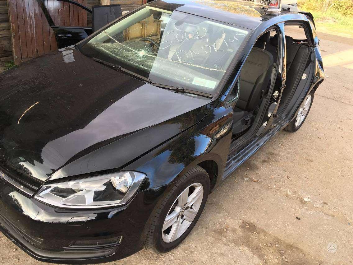Volkswagen Golf. 2.0tdi crl. 110kw, 2200 myliu !!!  6 pavaros