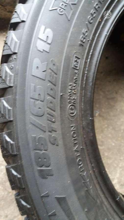 Michelin, Žieminės 185/65 R15