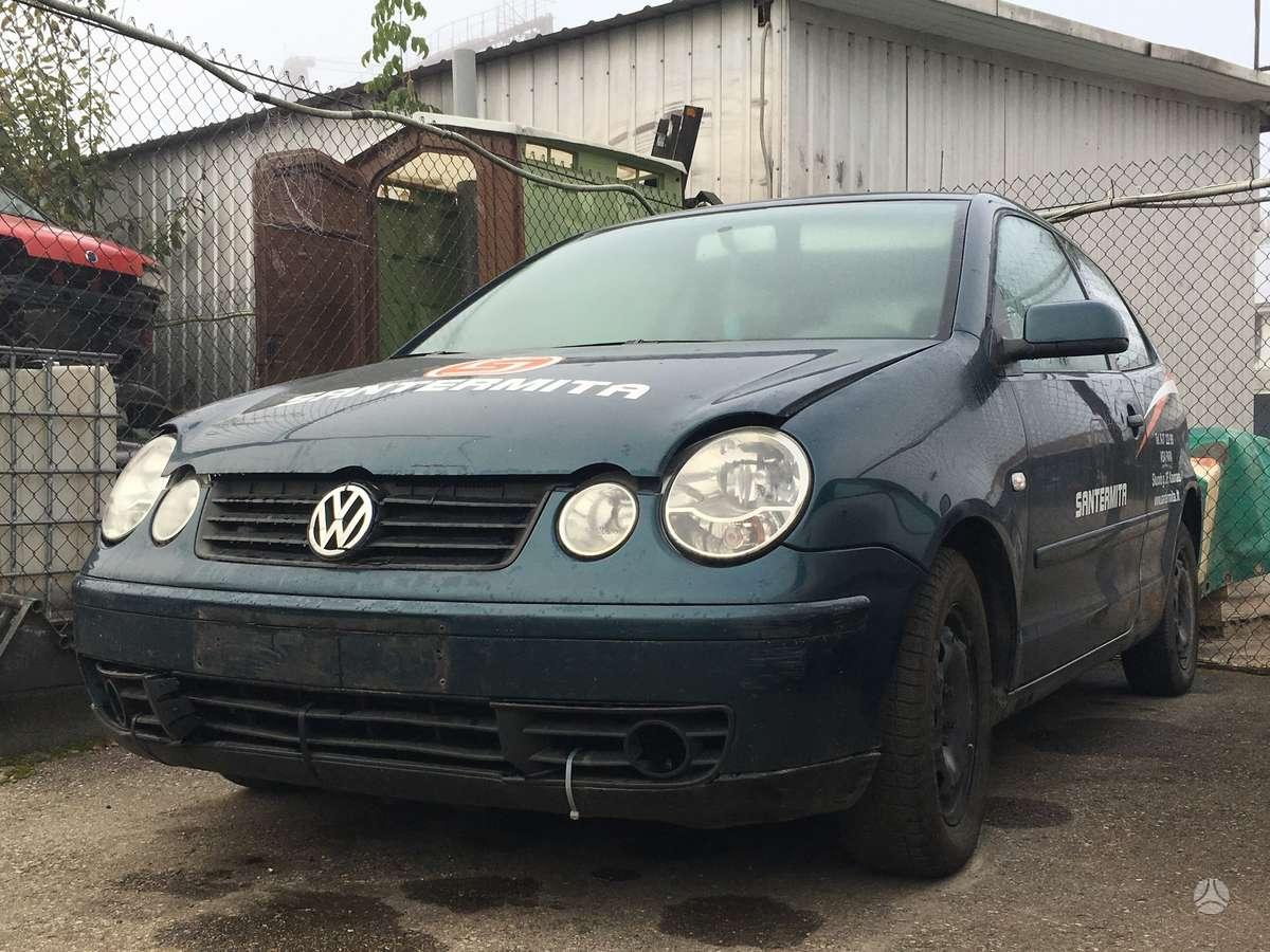 Volkswagen Polo. Variklio defektas.dalimis