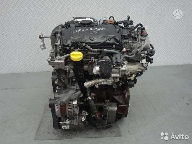 Renault Laguna. M9r 742, 2.0 dci 110 kw, laguna iii . vilnius