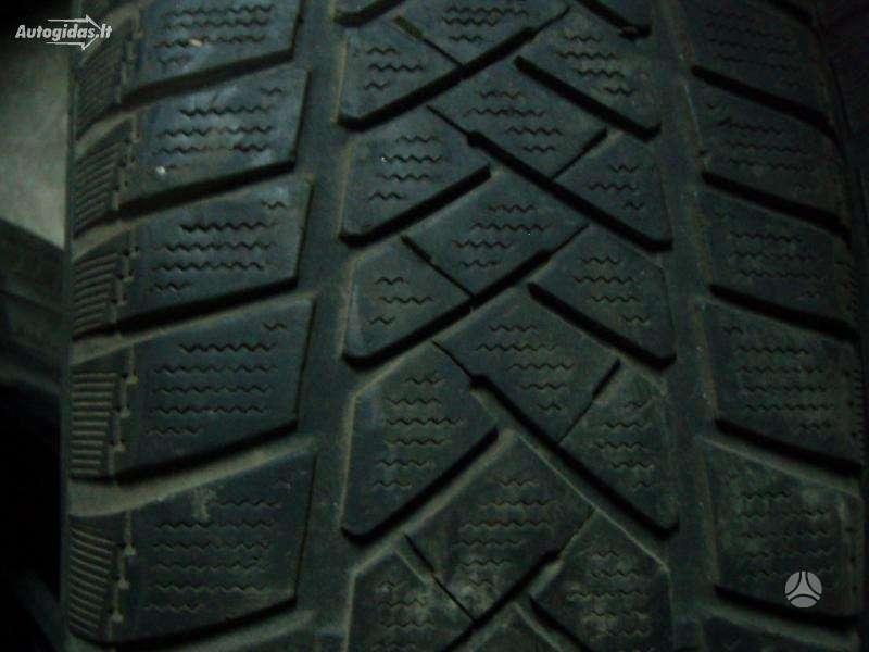 Dunlop, Žieminės 205/60 R15