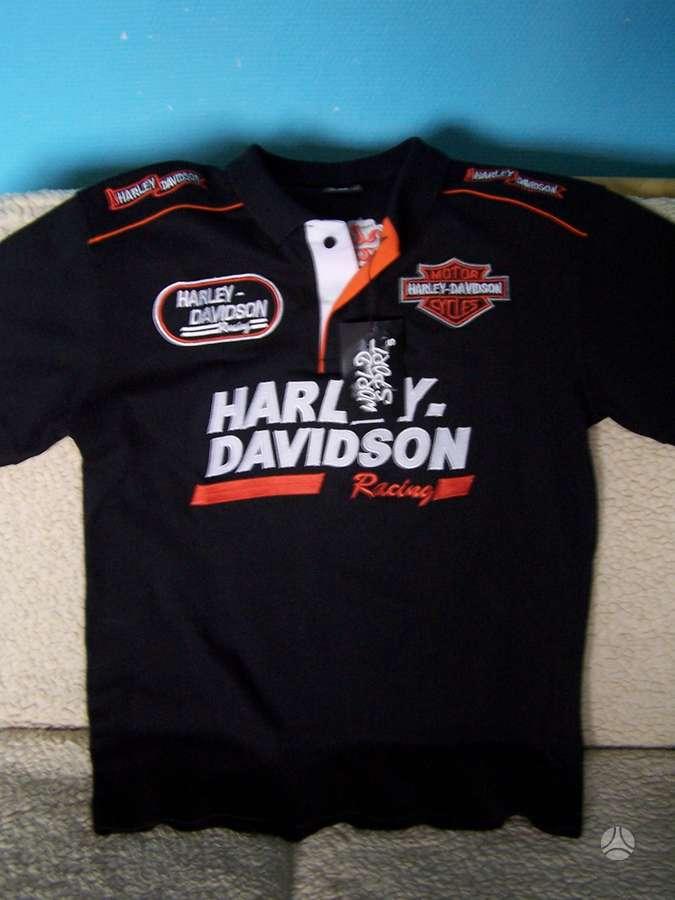 Harley-Davidson, marškinėliai, palaidinės
