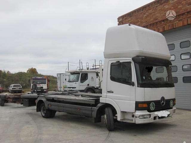 Mercedes-Benz Atego 818, sunkvežimiai