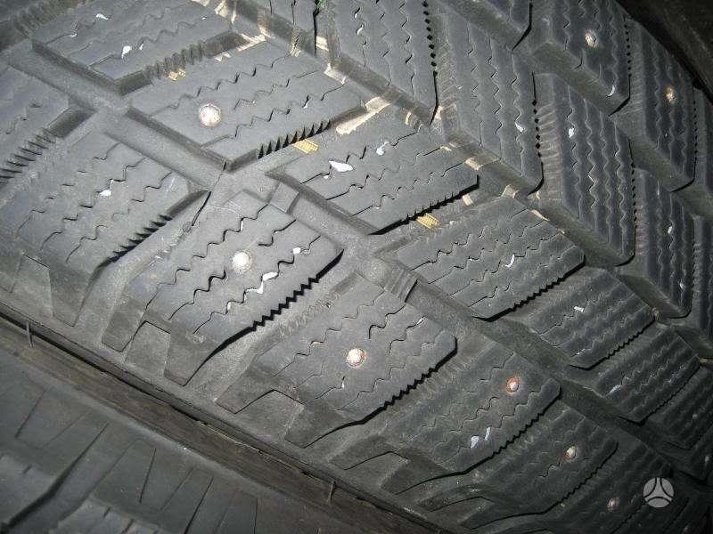 Continental SUPER KAINA, Žieminės 195/65 R15