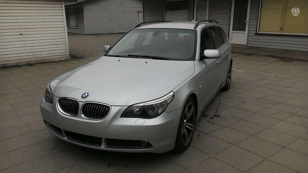 BMW 525, 2.5 l., universalas