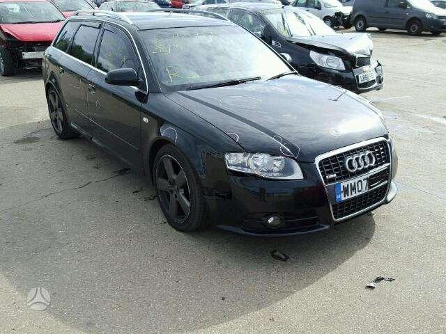 Audi A4. Variklis 2,7 tdi  bpp dezes kodas jbb