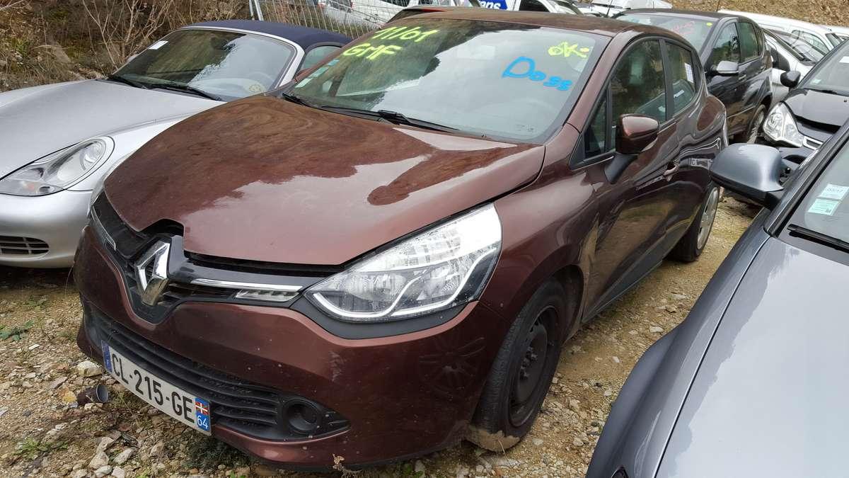 Renault Clio. Europa benzinas 0.9l,1.5 dci