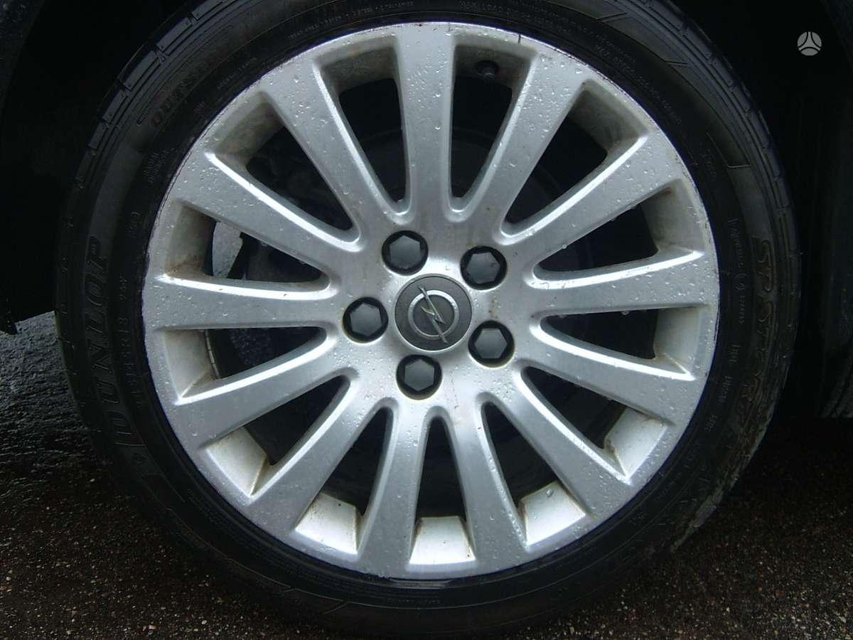Opel INSIGNIA, lengvojo lydinio, R18