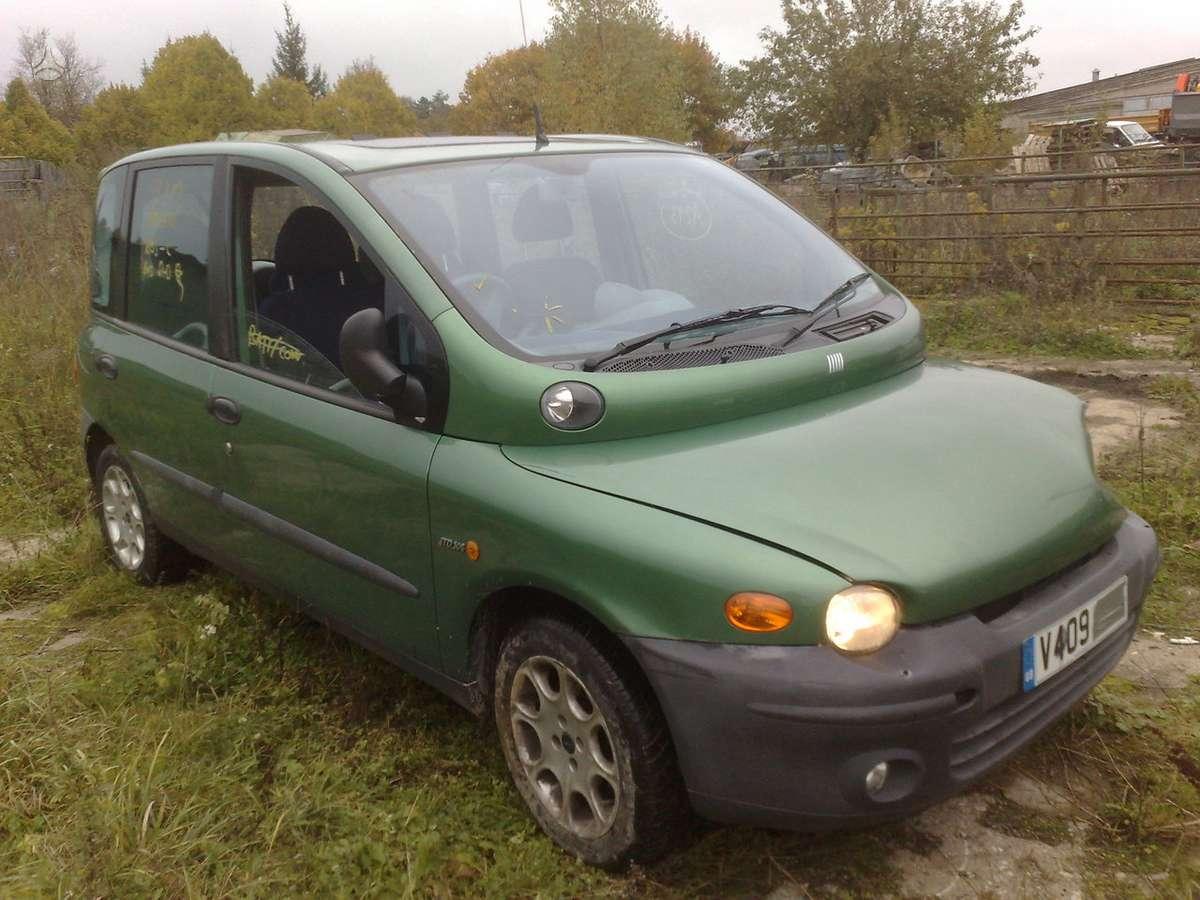 Fiat Multipla. Eišiškių pl. 76b    vilnius  tel 8 5 2436774 8