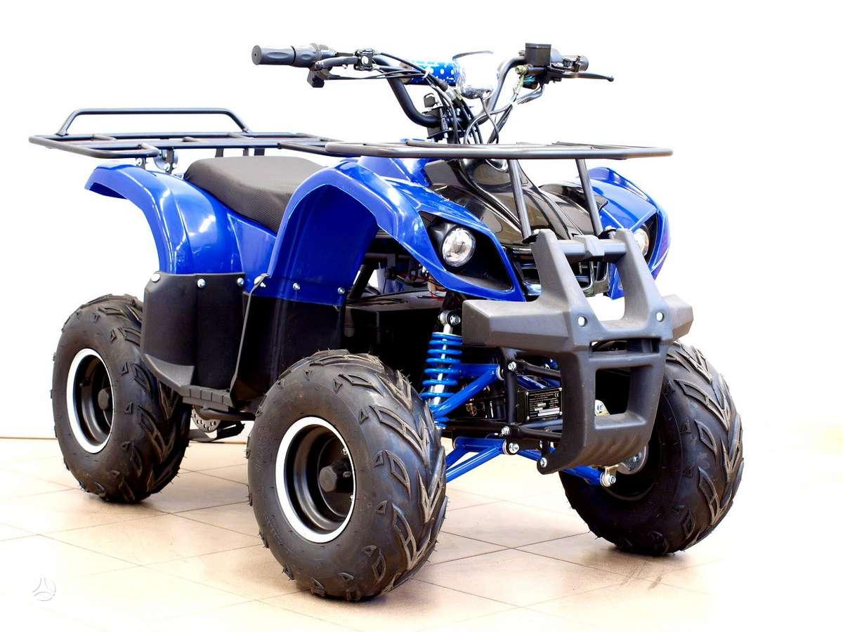 ATV Hummer, keturračiai / triračiai