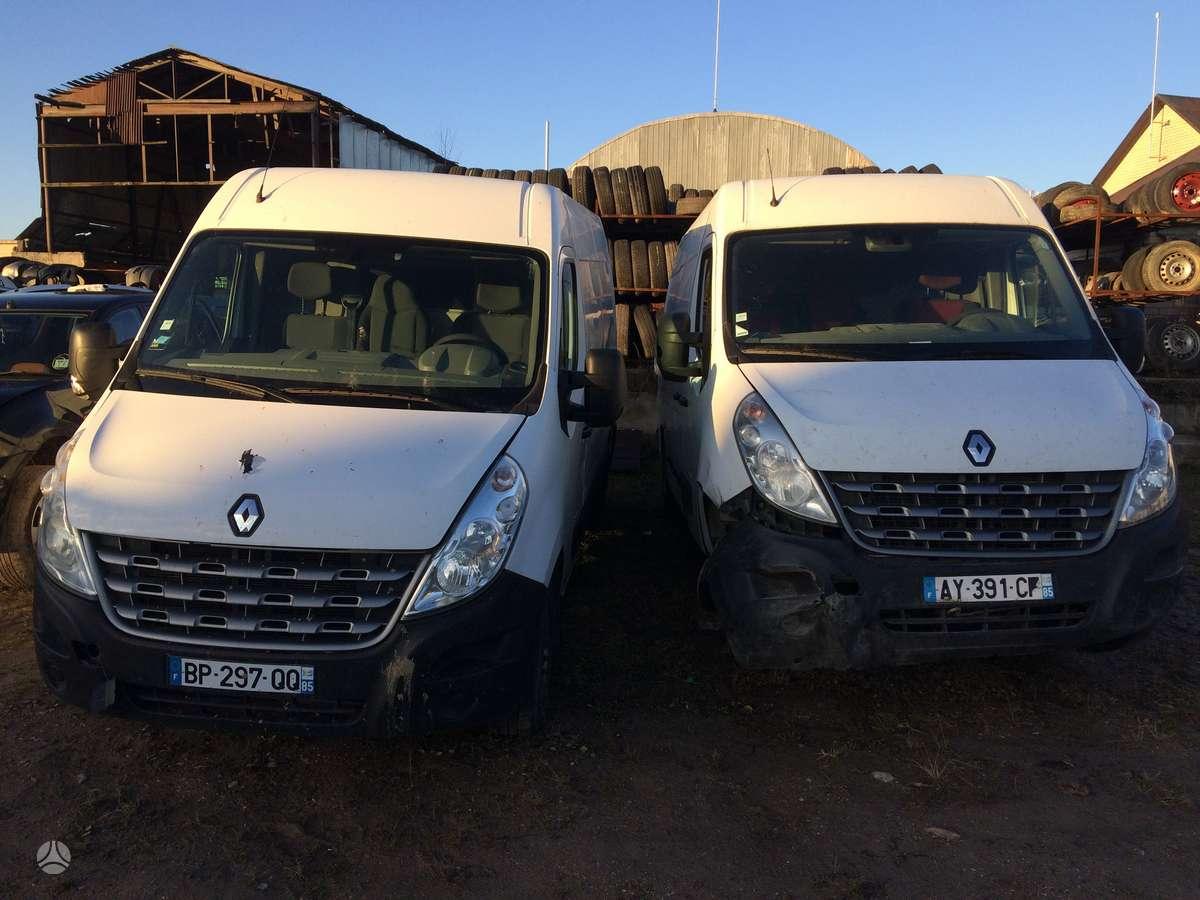 Opel Movano, krovininiai mikroautobusai