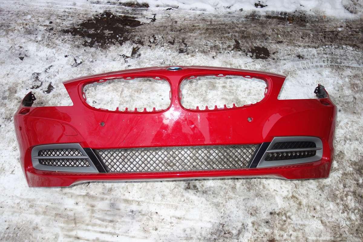 BMW Z4 bamperiai