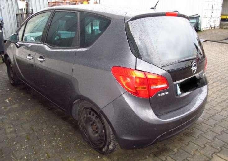 Opel Meriva. Auto iz germanii na zapczasti ,vokiski dokumentai