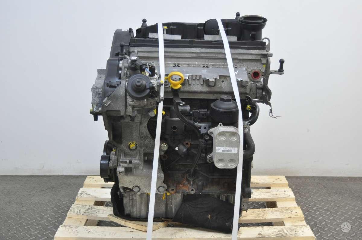 Volkswagen Passat. 2.0 tdi variklis oem: cff  dėl daliu