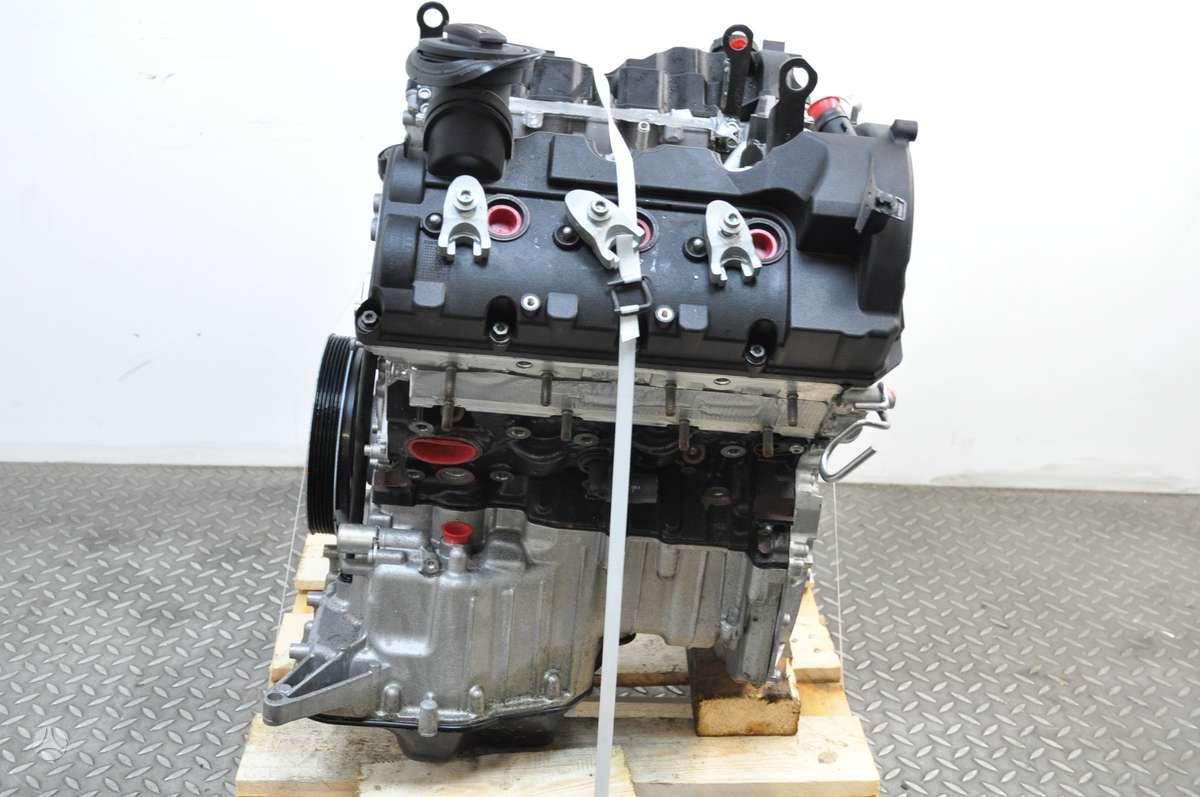 Volkswagen Touareg. 3.0 v6 tdi variklis oem: crc  dėl daliu