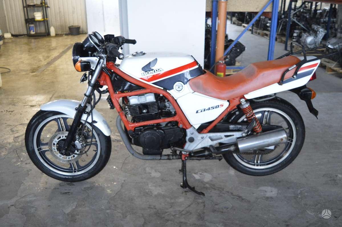 Honda CB, street / klasikiniai