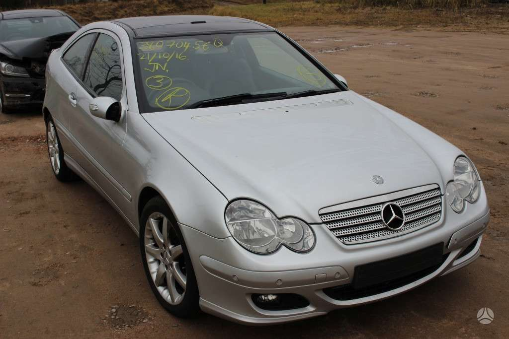 Mercedes-Benz C230 dalimis. 272.920