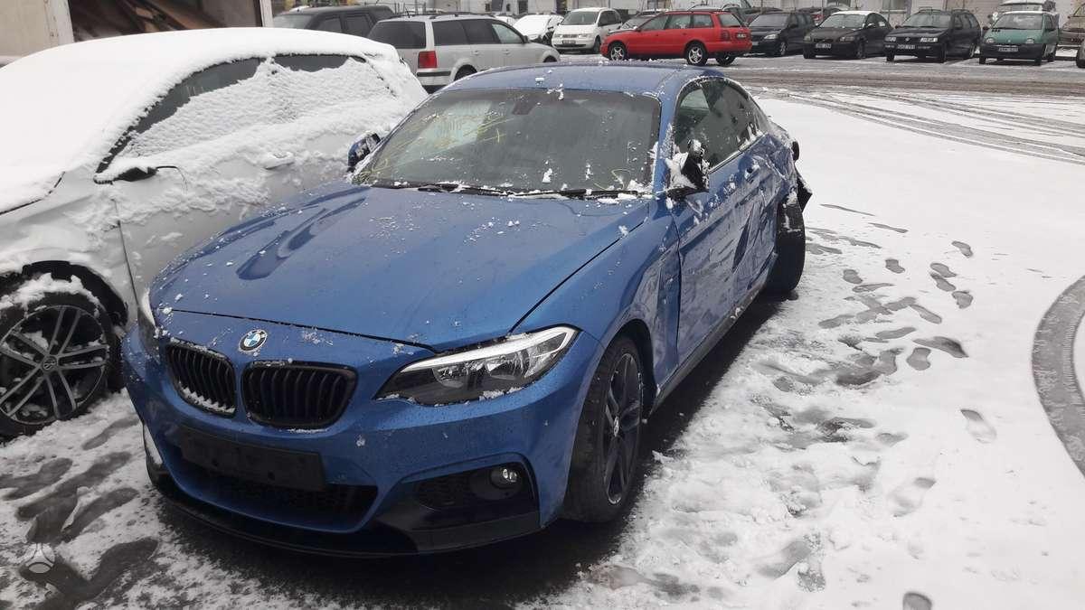 BMW 2 serija. Dalimis. 2.0d 150kw.