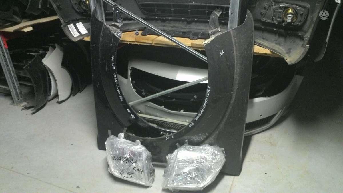 Nissan Pathfinder. Prekyba auto dalimis naudotomis europietiš