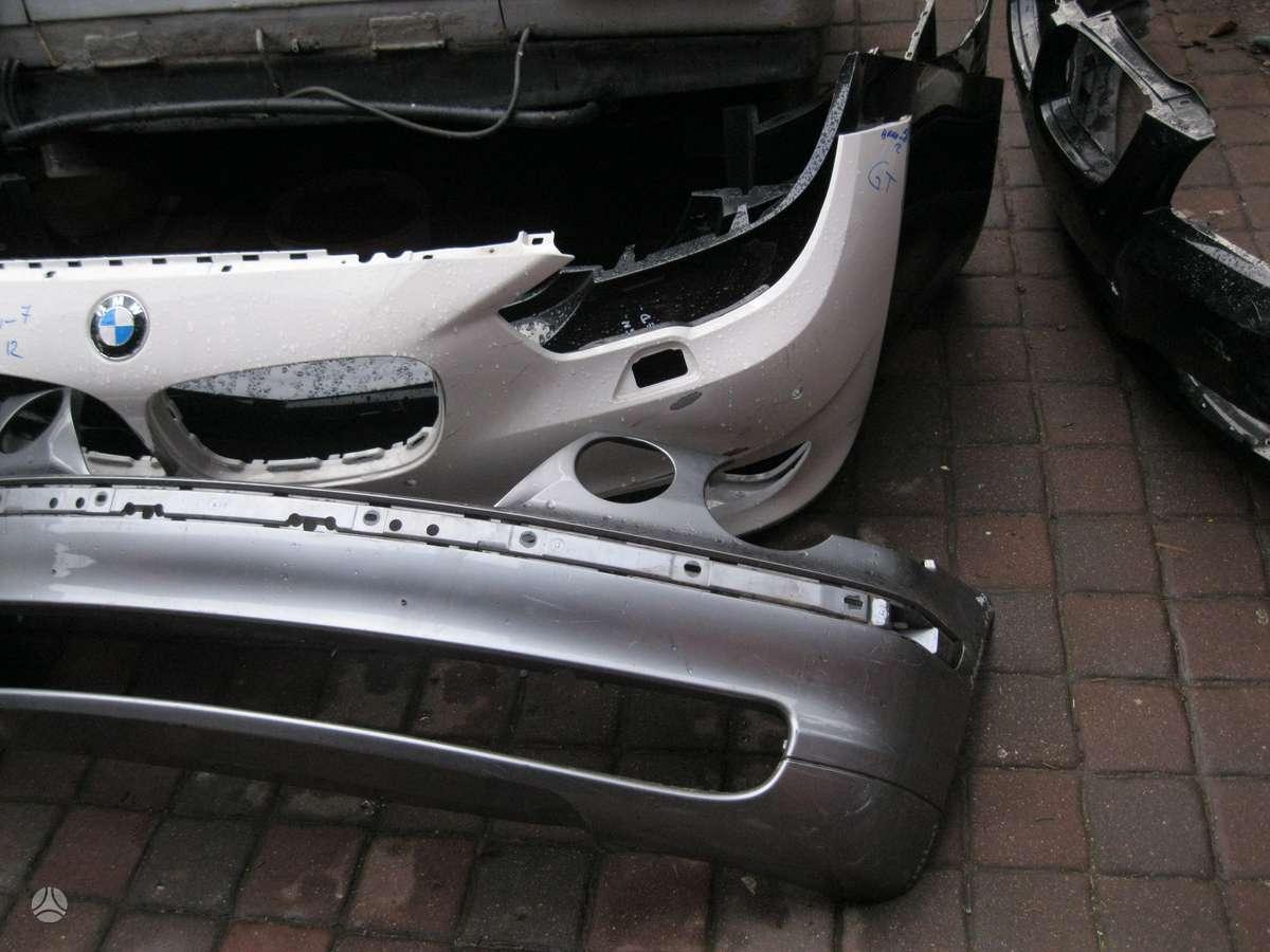 BMW 3 serija. --pr. ir gal.   buferis . , -----issipletimo