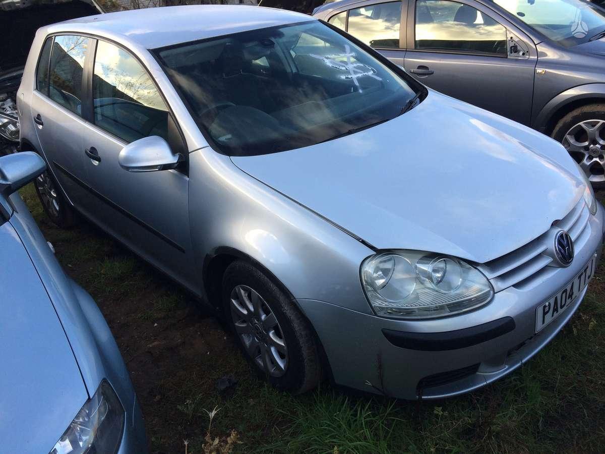 Volkswagen Golf. bgu  tel; 8-633 65075 detales pristatome