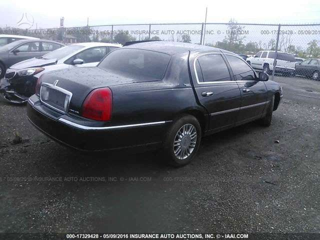 Lincoln Town Car dalimis. 2003-2011 dalys.    yra visos dalys!