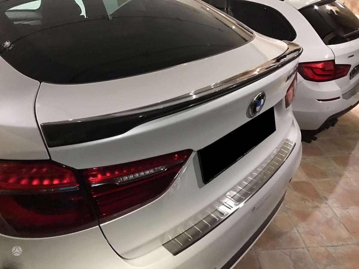 BMW X6. Spoileriai carbon m performance.groteles-juodos matines,