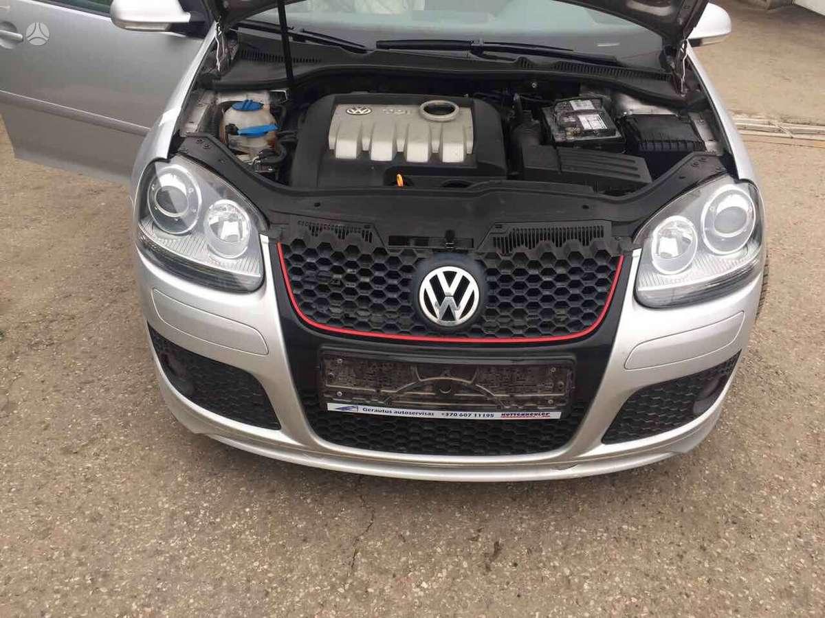 Volkswagen Golf. 4motion.naudotos visu automobiliu markiu dalys,