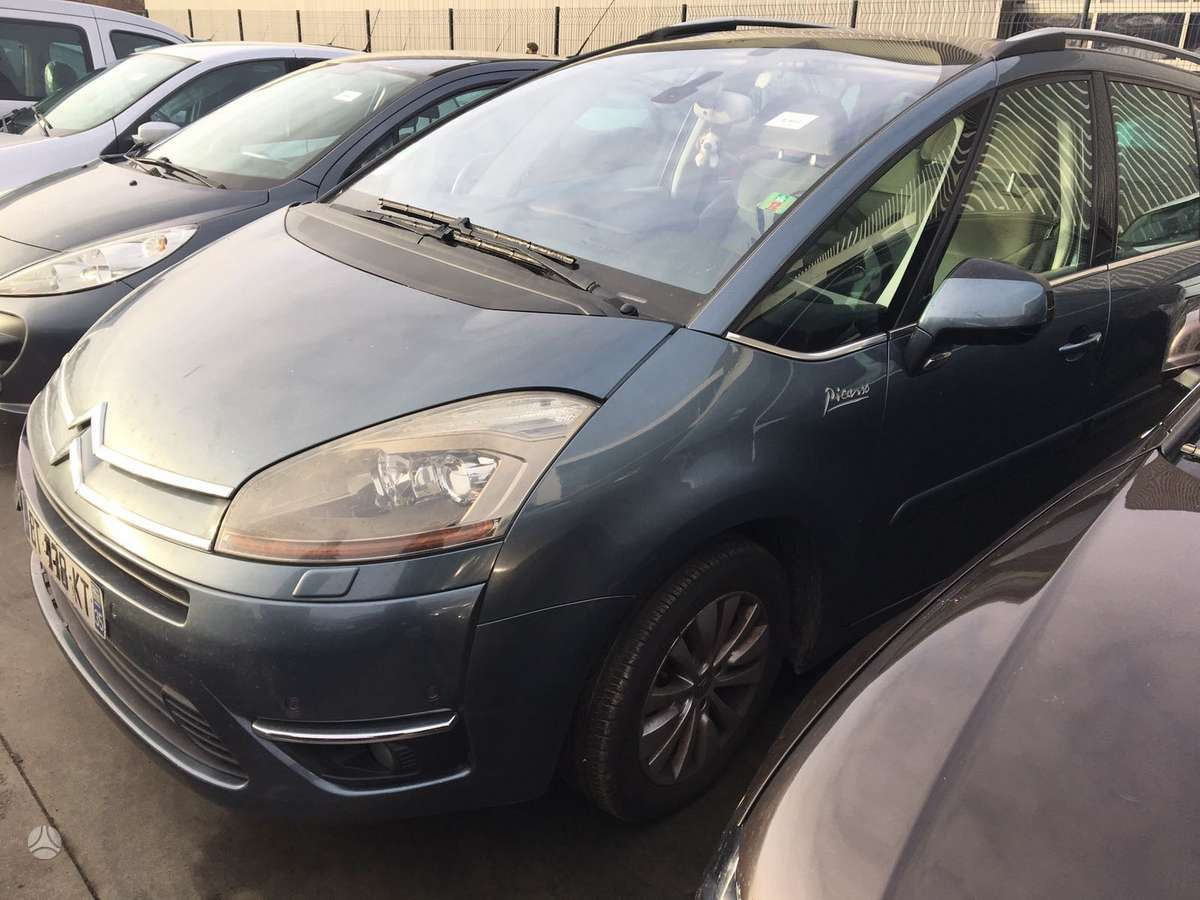 Citroen Grand C4 Picasso. Kablys.panorama.europa  navy