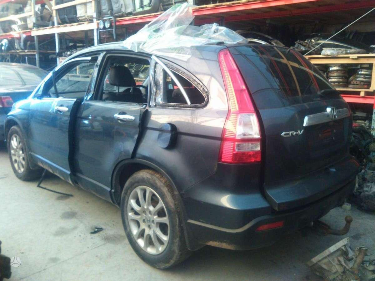 Honda CR-V dalimis. Prekyba auto dalimis naudotomis europietiš