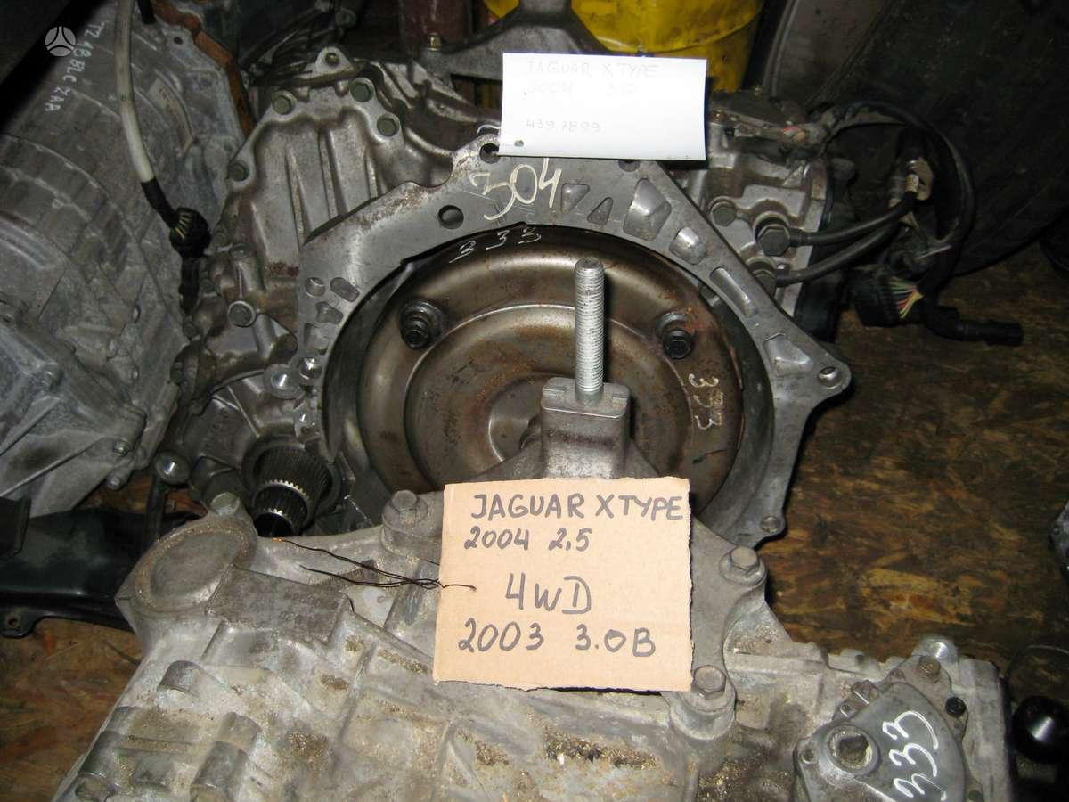 Jaguar X-Type. Tik deze.  rida 55000m.