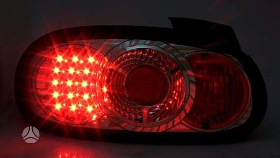 Mazda MX-5. nauji tuning zibintai . galiniai 98-05- paprasti-