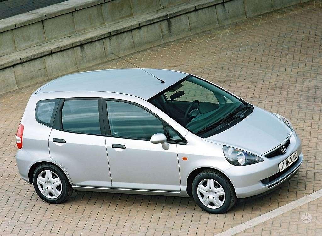 Honda Jazz. Naudotos autodetales. didelis pasirinkimas. geros