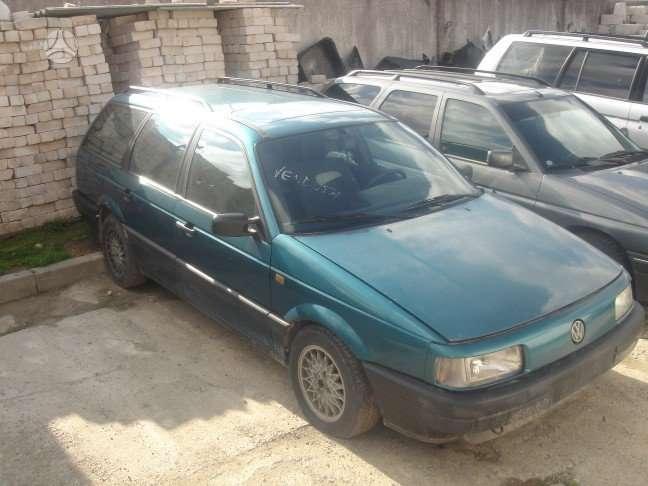 Volkswagen Passat. Vw passat 89-92m dalimis. turime ivairiu